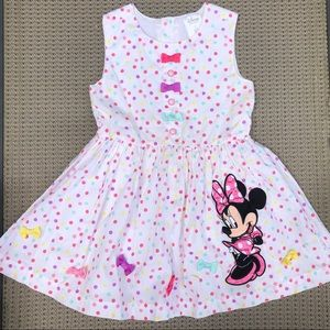 Minnie Mouse Sundress
